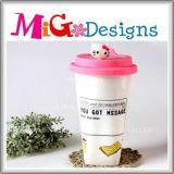 De welkom Aangepaste Plastic Koppen Smoothie van het Ontwerp met Deksels