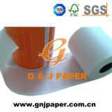 Z-Fold térmica médico escrito en hojas de papel