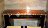 ブラウンのリップのモップのシェルのペンギンのシェル15*15mmのモザイク・タイル
