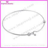 Bracelet à cordon réglable Forme Minimaliste Bead Charm Bracelets