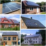 6kw hoge Efficiënt van het Systeem van de ZonneMacht van de Energie van het Net maakt het Leven Gemakkelijker