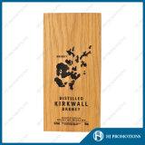 Rectángulo de madera del empaquetado y de almacenaje para la botella del licor (HJ-PWSY03)