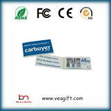 Folleto de la tarjeta de vídeo LCD proveedor de tarjetas de felicitación