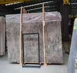Сляб Норвегии плиток и мраморов нового продукта серый мраморный