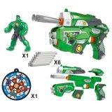 O injetor do brinquedo do menino brinca o injetor macio da bala (H7376272)