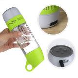 MultifunktionsplastikminiBluetooth Lautsprecher-Wasser-Flasche