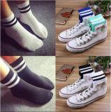 Korea-Art atmen Baumwollestrickende Kleid-Socke