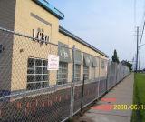商業塀の住宅の塀の個々の安全構築の一時チェーン・リンクの塀
