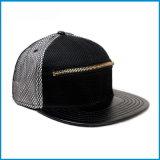 Nuevos sombreros de béisbol del deporte de la era del bordado 3D del Snapback