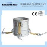 Material Aluminio Conector rápido Acoplamiento Camlock