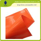 Tissu en polyester revêtu de PVC Fabrication textile Tb088