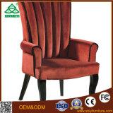 A sala de espera barata preside as cadeiras de madeira da mobília do hotel para a sala de visitas