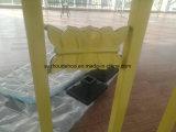 Frontière de sécurité en acier galvanisée par Ce/SGS pour la défense de barrière, de jardin et de mur