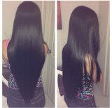 Человеческие волосы 100% девственницы выдвижения человеческих волос перуанских волос прямые