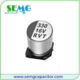 베스트셀러 25V 4700UF 축전기 알루미늄 전해질 축전기