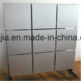 panneaux en aluminium épais de nid d'abeilles de 18mm pour la décoration interne et externe de mur