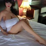 кукла секса игрушек огромной груди стороны 156cm Asain взрослый медицинская