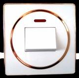 Переключатель английского стандарта 45A электрический для управления освещения
