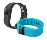 Het digitale Horloge van de Manchet van de Armband van het Tarief van het Hart Bluetooth Slimme/het Gezonde Horloge van de Levensstijl