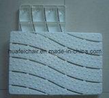 Белые ванны коврик