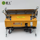 熱い販売の中国の便利なセメント乳鉢のスプレー式塗料の壁プラスター機械