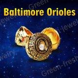 Кольца чемпионата бейсбола Балтимор Ориолс сбывания 1970 фабрики для подарка бизнесмена