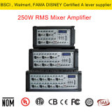4.1 Professional Audio Amplificateur mélangeur d'alimentation du transformateur