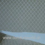 Legame Plain Embossing Fabric per Car Upholstery