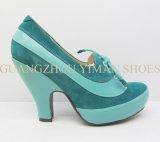 Chaussures en cuir de femmes (YMD002089-1)