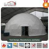 De geodetische Grote Tent van het Gebied voor Verkoop