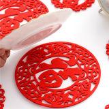Горячая продажа рождественские украшения полиэстер считает Coaster