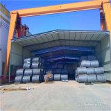 Bobina galvanizzata preverniciata 0.7mm pronta delle azione Q195 Q235 Stee di prezzi di fabbrica della Cina