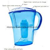 冷却装置の携帯用飲料水フィルター水差し