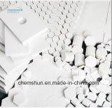 Fodera di ceramica delle mattonelle di mosaico dell'allumina di 92% dal produttore-fornitore di ceramica