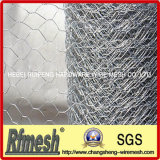 Malla de alambre tejido hexagonal se utilizan en la industria química por Puersen