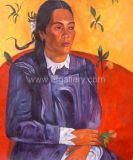 Oil Painting - Gaugain