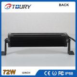 72W 4D 4X4 CREE LED Bar lampe Offroad auto barre lumineuse à LED