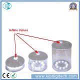 Solar-LED-Laterne und LED-Solarlaterne