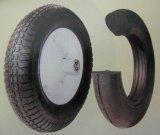 Roue en caoutchouc de mousse/pneu à plat libre/roue à plat libre (FP1304)