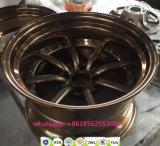 De Replica Watanabe van het Aluminium van de Toebehoren van de auto smeedde het Wiel van de Legering