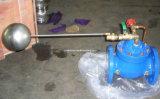 Valvola a sfera diGalleggiamento duttile del galleggiante di sfera della valvola della valvola/galleggiante della valvola ghisa/della valvola/acciaio di getto