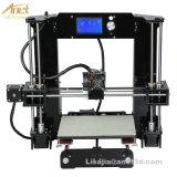 3mm 아BS 필라멘트 기계 쉬운 Orperate 가장 새로운 Fdm 3D 인쇄 기계