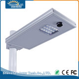 15W All in One Outdoor LED intégrée Rue lumière solaire