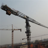 중국 공장 제안 세륨 SGS 편평 정점 12t 탑 기중기