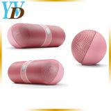 Cheapest Hi-Q Mini rosa píldoras Portable Outdoor Wireless tarjeta TF Altavoces Bluetooth (YWD-Y12).
