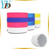 Moda Mini lentes de color multifunción en el exterior Altavoces Bluetooth (YWD-Y19)