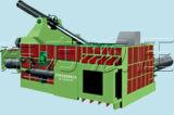 A enfardadeira na indústria de reciclagem (Y81T-250A)