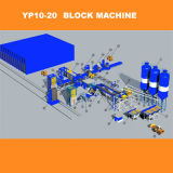 Full Automatic Brick/ Block Making Machine - PJ10-20
