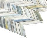 Backsplashの壁のための多彩なステンドグラスのモザイク