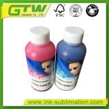 Tinta coreana 100ml 4colour 6colour do Sublimation da qualidade